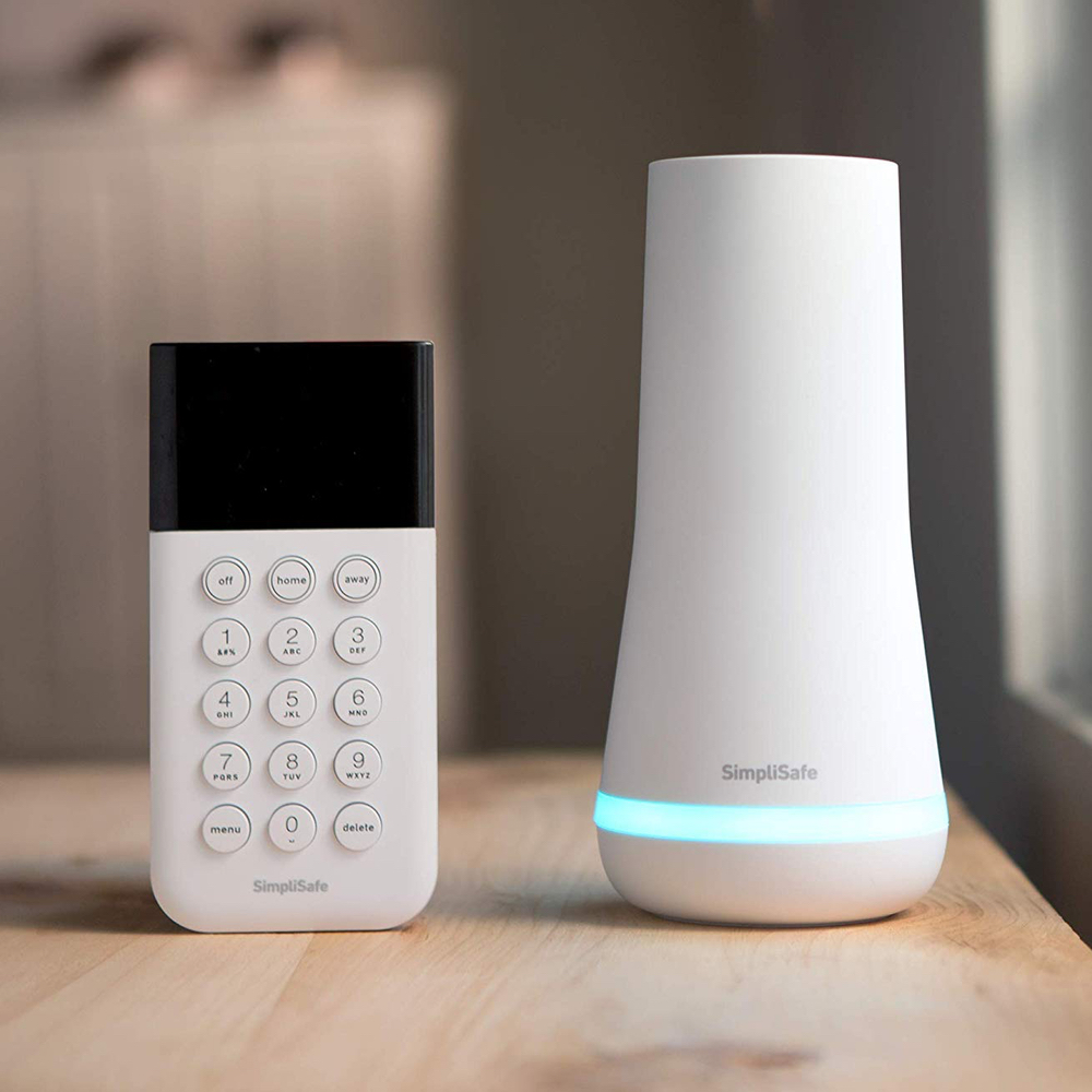 Protect your home with a discounted 7-piece SimpliSafe security system
