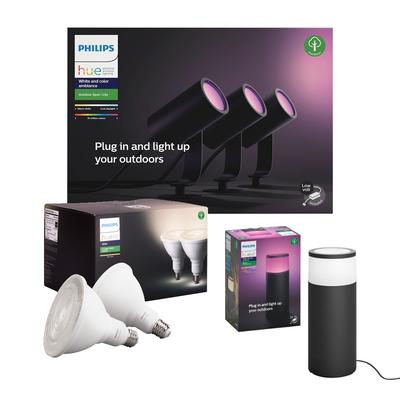 Philips Hue Outdoor Smart Lighting sale