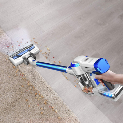 Bust dust bunnies with $70 off this Tineco A10 Hero Stick Vacuum
