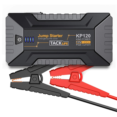Tacklife 1200A Car Jump Starter (KP120)