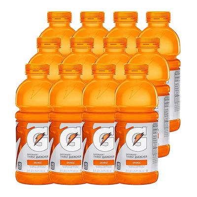 Gatorade Orange 20-ounce 12-Count
