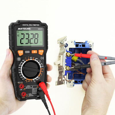Meterk Digital Multimeter