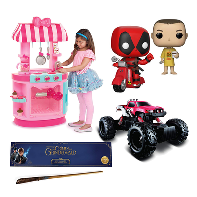 Funko POP! figures and other best-selling toys are up to 50% off at Amazon today