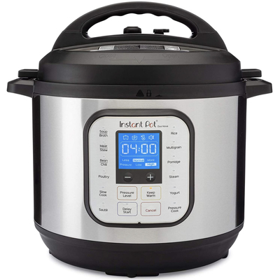 Instant Pot Duo Nova 8-quart pressure cooker