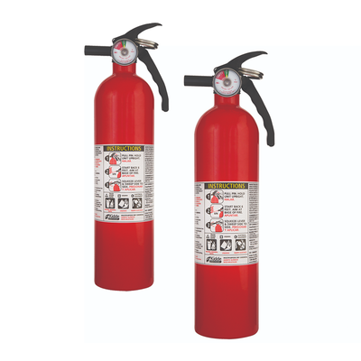 Kidde Fire Extinguisher (2-Pack)