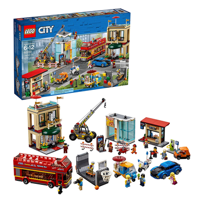 LEGO City Capital City Building Kit