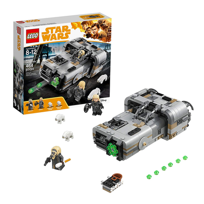Save like Solo with the Lego Star Wars Moloch's Landspeeder set at a new low price