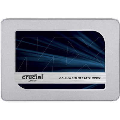 Crucial MX500 1TB 3D NAND SATA internal solid state drive