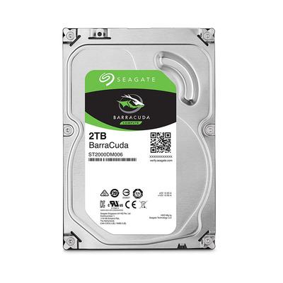 Seagate BarraCuda 2TB 7200 RPM internal hard drive
