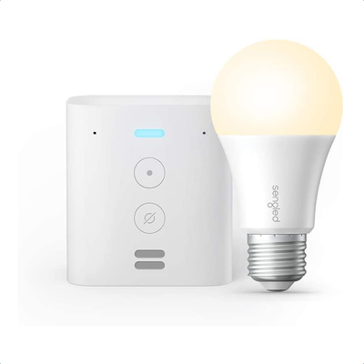 Amazon Echo Flex + Sengled Smart Bulb