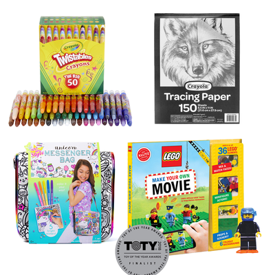 Arts and Crafts Gifts and Kits