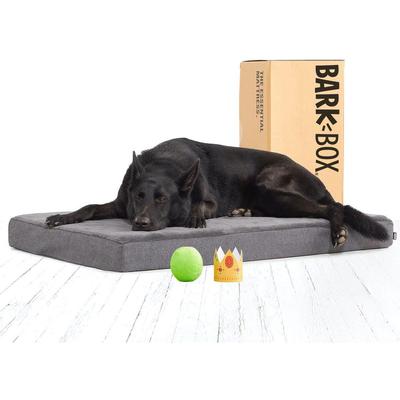 BarkBox Memory Foam Dog Beds
