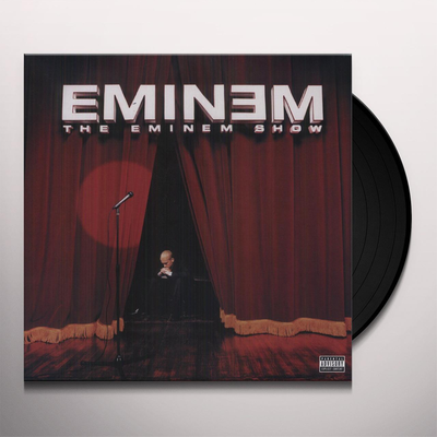 Spin The Eminem Show vinyl record at its lowest price in over a year