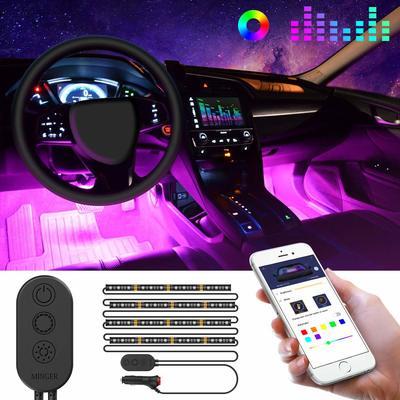 Minger Unifilar Car LED Strip Light