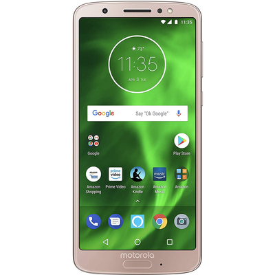 Motorola Moto G6 G7 Z3 Z4 smartphones