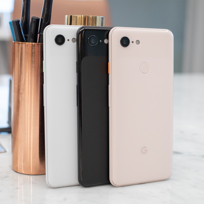 Celebrate Google Fi's big day with 50% off Google Pixel 3 and Pixel 3 XL devices today only