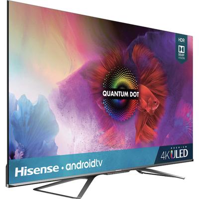 Hisense H9G Quantum series 55-inch 4K Android TV