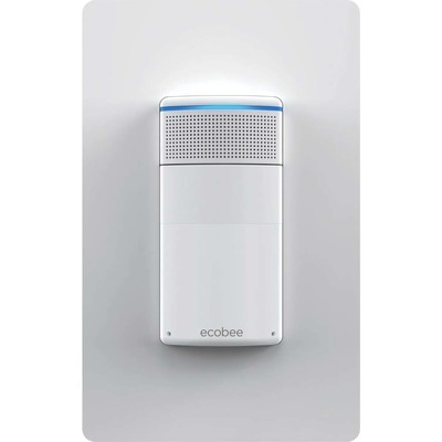 Ecobee Switch+ smart light switch white