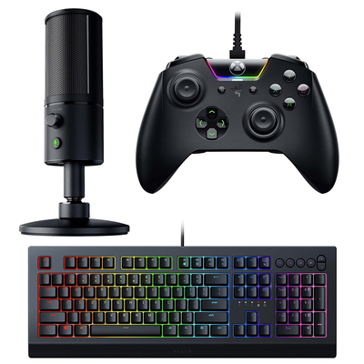 Razer gaming gear keyboards, mice, and laptops