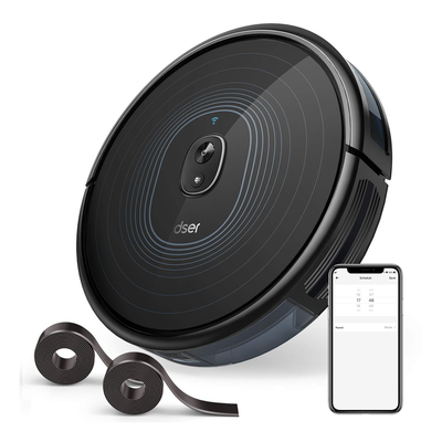 RoboGeek 23T Smart Robotic Vacuum Cleaner