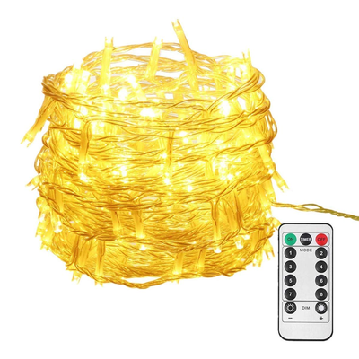 Indoor Fairy String Lights (Battery Operated, 69-foot)