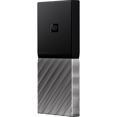 WD My Passport 512GB external portable solid state drive
