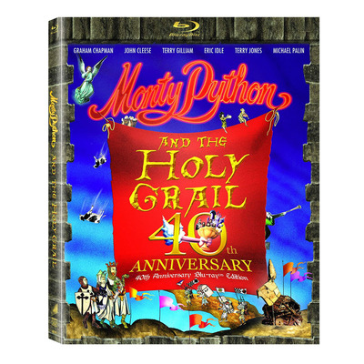 Monty Python and the Holy Grail 40th Anniversary Edition