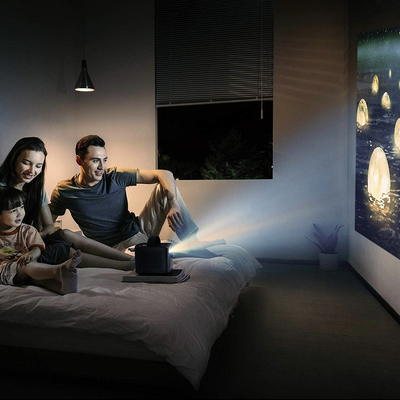 Anker Nebula Mars II 720p home theater portable projector