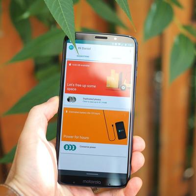 Motorola Moto Z3 Play 32GB Smartphone