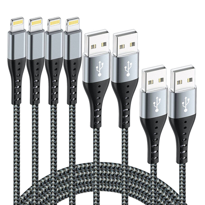 IDiSON 4-pack Lightning Cables