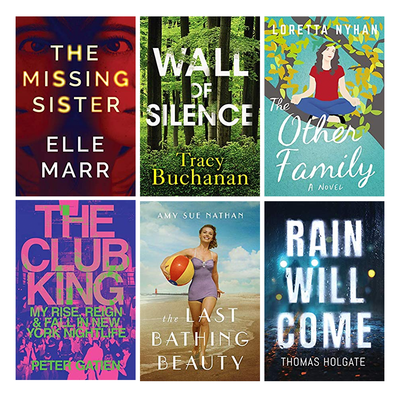 Amazon First Reads for March 2020