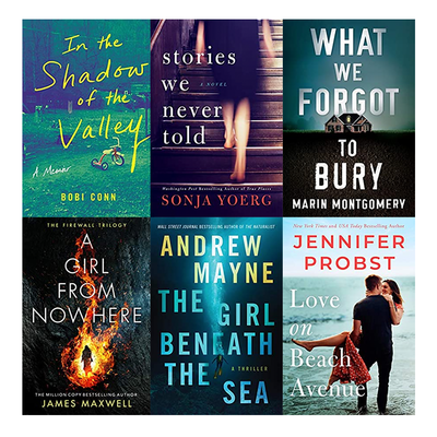 Amazon First Reads for April 2020