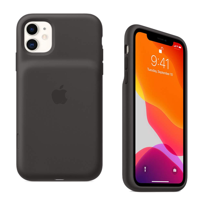 Apple iPhone 11 Smart Battery Case with Wireless Charging