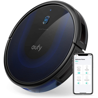 Eufy RoboVac 15C Max Wi-Fi connected robot vacuum cleaner