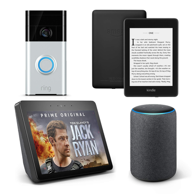 This 24-hour Amazon Warehouse sale drops prices on Echo devices, Fire TV sticks, Kindles and more