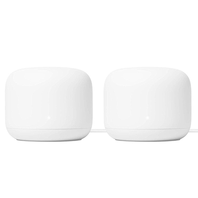 Google Nest Wi-Fi router 2-pack