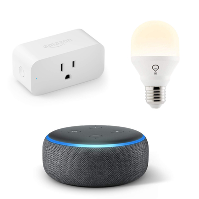 Alexa-enabled smart home devices