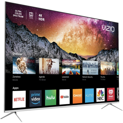 Upgrade to Vizio's 4K HDR 55-inch smart TV for $700 with a $200 Dell gift card