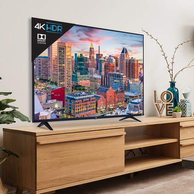 TCL 49-inch 4K UHD HDR Roku Smart TV (49S517)