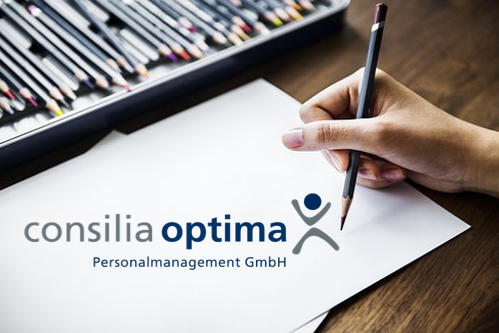 Logo consilia optima Personalmanagement GmbH