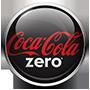 coca cola zero logo