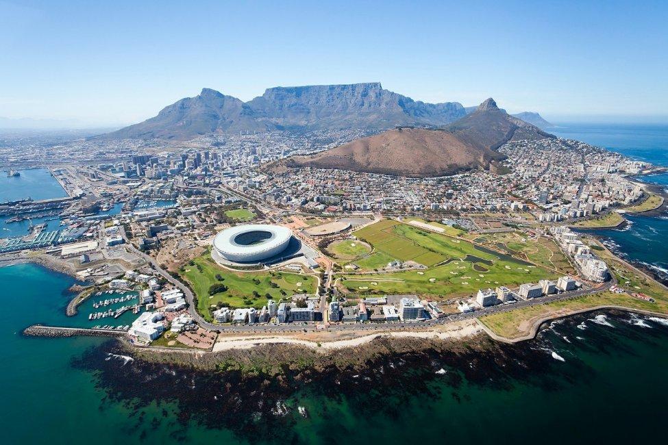 Африка - не только ветхие хижины