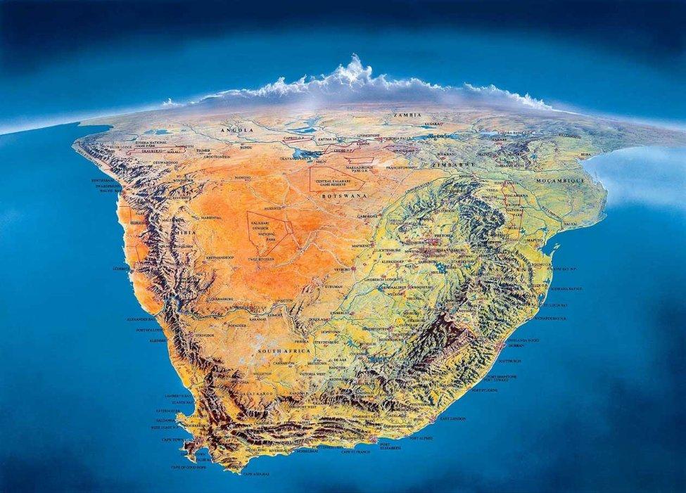 Африка - страна