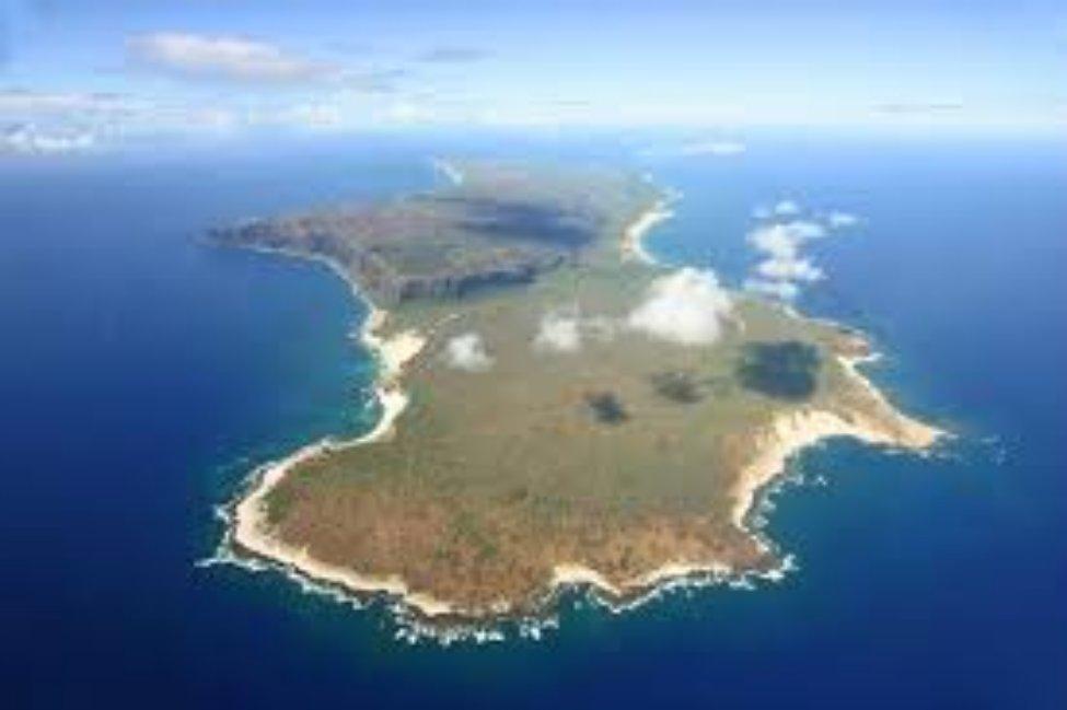 Остров Нихау, Гаваи