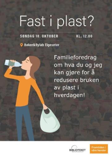 Fast i plast