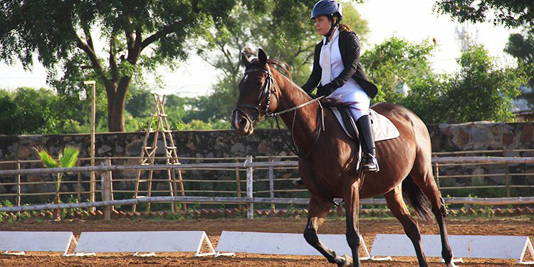 Enjoy the royal old experience of riding a horse…