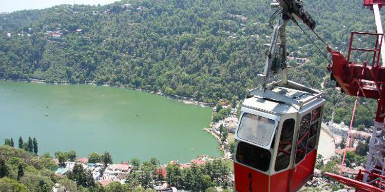 Do one thing completely different this holiday! relish exciting views - bird's eye view of the valley, the lake below from this nice resort nestled in Nainital.