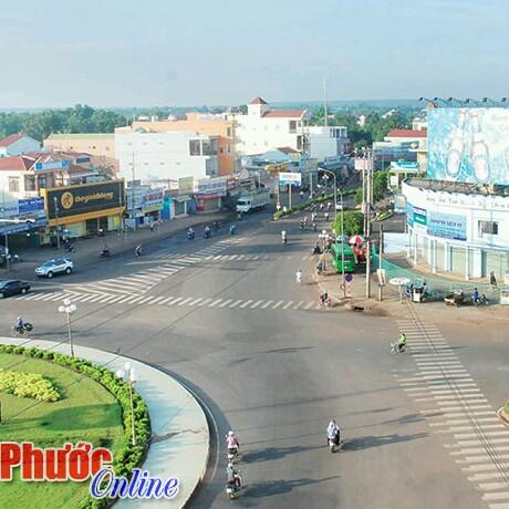 Địa ốc Bình Phước