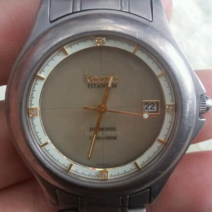 đồng hồ klaeuse kiện nhật
