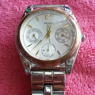 đồng hồ nữ Seiko kiện nhật